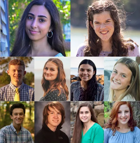 The Top 10 Students