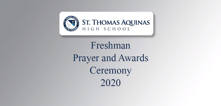 Class of 2023 Prayer Service and Awards Ceremony