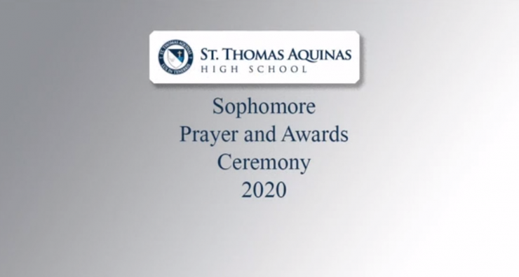 Class of 2022 Prayer and Awards Ceremony