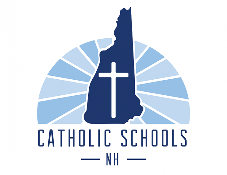 Catholic Schools of New Hampshire logo